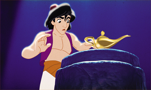 Aladdin Cartoon 7
